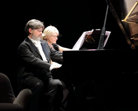 Sebastien Dubourg, piano